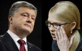 В России дали прогноз о том, победит ли Тимошенко Порошенко