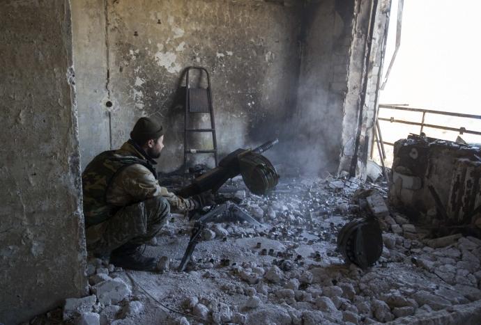 За минулу добу бойовики 47 разів обстрілювали позиції сил АТО (відео)