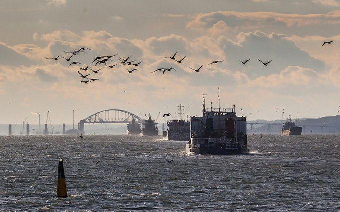 Украина сделала важный шаг в деле нарушения Россией морского права