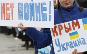 В оккупированном Крыму помнят об Украине: появилось яркое фото