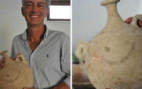 В Турции обнаружили древнейший в мире смайлик