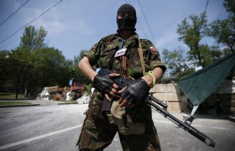 Бойовики підсилюють угруповання на сході Донеччини