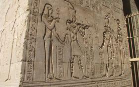 Археологи нашли в Египте текст древнейшей песни о любви