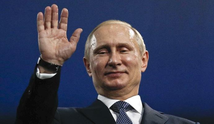 """Путін запросив євреїв, які """"біжать"""" з Європи, до РФ"""