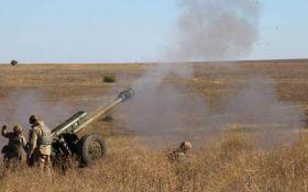 Бойцы ВСУ отбили артиллерийскую атаку боевиков на Донбассе: враг понес потери