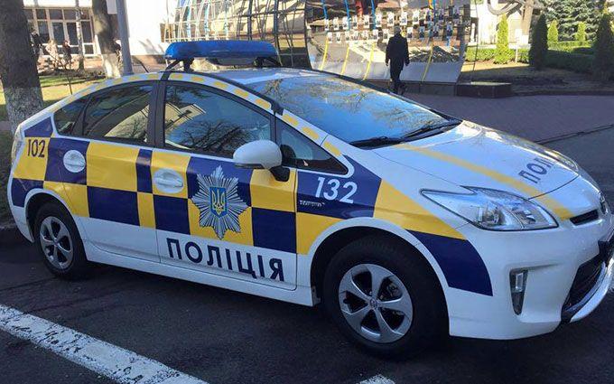 """П'яний водій у Києві тікав від поліції і """"приїхав"""": з'явилися фото"""