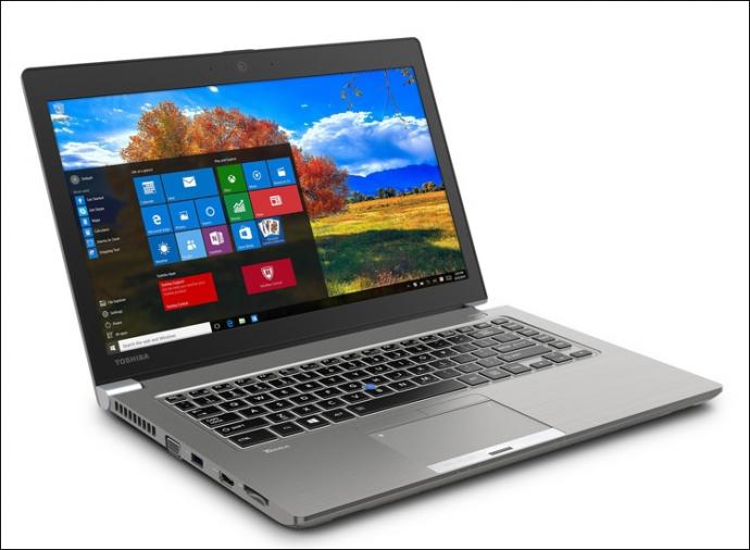 Toshiba перевела ноутбуки корпоративного класса Z Series на платформу Intel Skylake (4 фото)