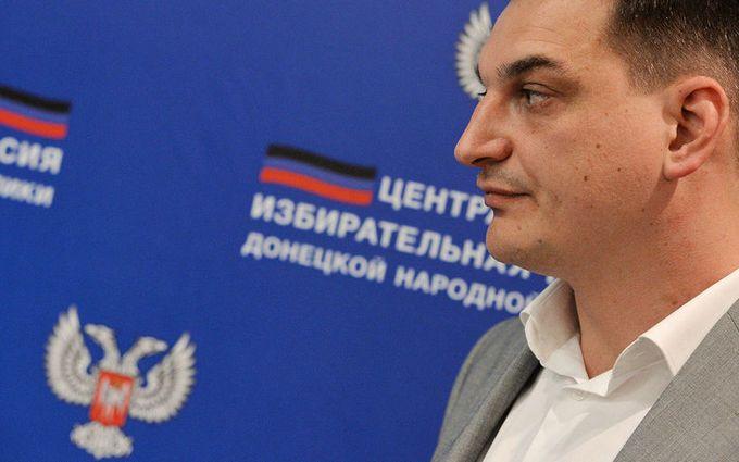 Екс-глава ЦВК ДНР: Росія нас кинула під танки