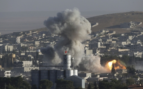 Операцію військових РФ в Сирії підтримують сили навчені в Ірані (1)