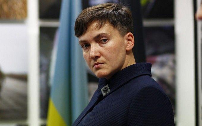 Савченко возмутила сеть своим видео наДонбассе