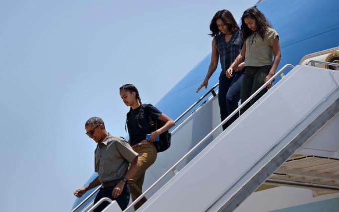 Дочка Обами здивувала американців рюкзаком за $68: опубліковані фото