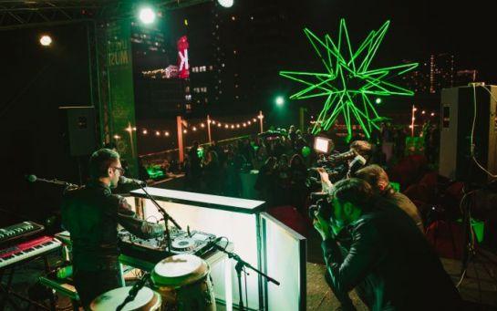 """Презентація арт-проекту """"Живи Музикою, Слідуй за Зіркою"""" в рамках концепції бренду Heineken #LIVEYOURMUSIC"""