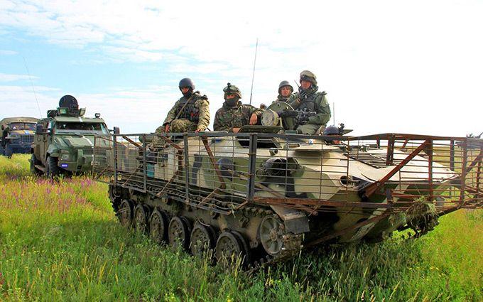 Розвід сторін на Донбасі: з'явилося відео важливої заяви Міноборони