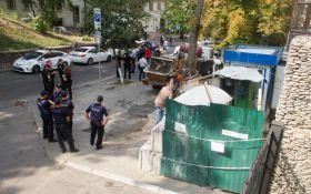 КГГА сделала все, чтобы остановить незаконное строительство на Круглоуниверситетской