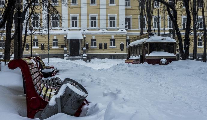 Сегодня в 18:00 состоится брифинг касательно уборки улицы в период снегопада