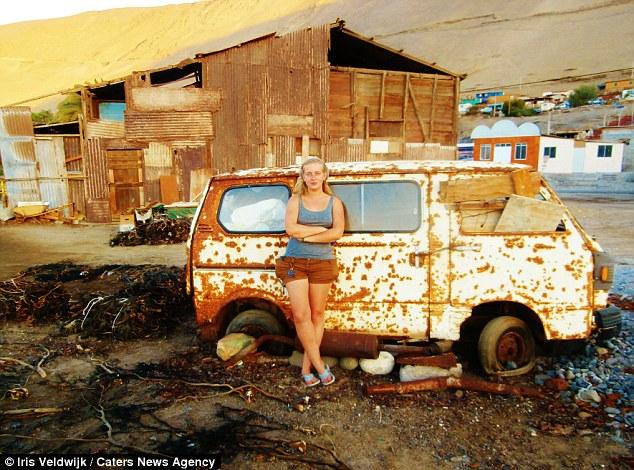 Женщина объехала автостопом 50 стран без копейки в кармане: опубликованы фото (1)
