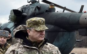 Порошенко заявил о завершении военного положения