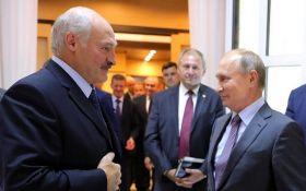 Другі переговори за тиждень: про що вдалося домовитися Путіну і Лукашенко