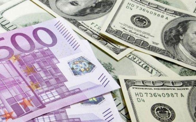 Курсы валют в Украине на вторник, 22 мая