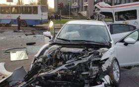 ДТП в Кривом Роге: суд избрал меру пресечения подозреваемому