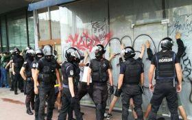 У Києві проходить Марш рівності: противники акції влаштовують сутички з поліцією, багато затриманих
