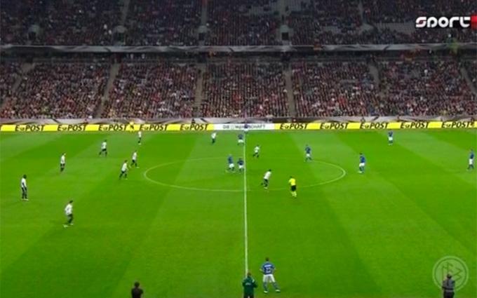 Германия - Италия - 4-1: феерический разгром (1)