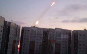 """В ОБСЕ заметили """"Грады"""", ведут обстрелы из оккупированного Донецка"""