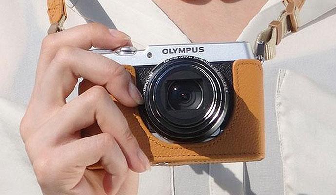 Фотокамера Olympus, сменившая предшественника, поддерживает 4K-видеозапись (фото)