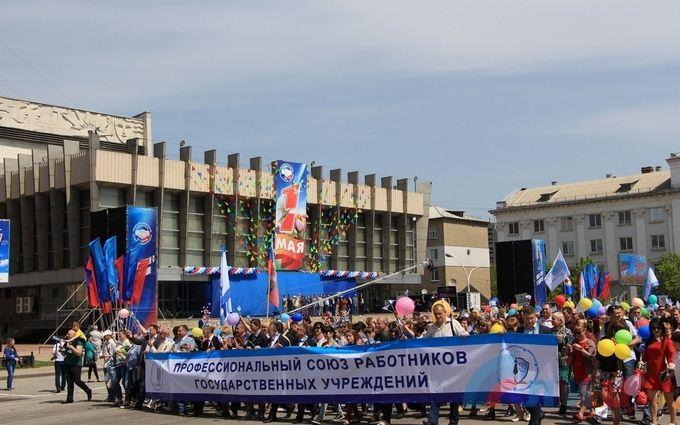 """Ватажок """"ЛНР"""" заявив про прибуття до Луганська депутата Європарламенту"""