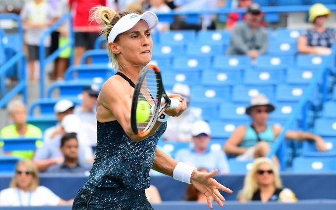 Украинская теннисистка завоевала сенсационную победу на турнире Premier 5