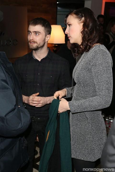 Дэниэл Рэдклифф привёл свою девушку на кинофестиваль Саднэс (3 фото) (1)