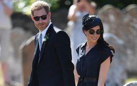Кружевное белье и изношенные туфли: Меган Маркл и принц Гарри оконфузились на свадьбе у друга