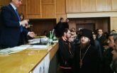 На Закарпатье подрались военные и священники Московского патриархата: появились фото и видео