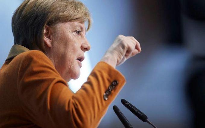 Ми не дозволимо себе грабувати: Меркель відреагувала на скандальне рішення Трампа