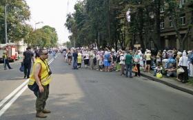 Хресна хода в Києві: прояснилася ситуація з проїздом по центру столиці