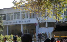 Аксенов: число жертв в Керчи возросло, стрелок покончил с собой