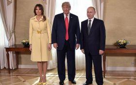 Посмотрела в глаза злу: Мелания Трамп удивила странной эмоцией во время встречи с Путиным