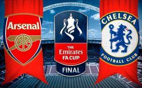 Арсенал - Челси - 2-1 Видео голов финального матча Кубка Англии
