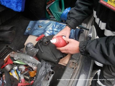 Чоловік намагався вивезти до Польщі чотири кілограми бурштину (4 фото) (2)