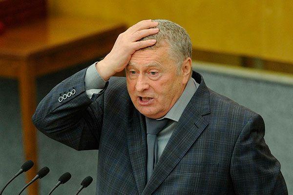 Жириновский хочет помериться уровнем IQ с президентом США