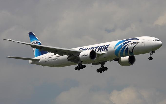 Катастрофа єгипетського літака: знайдені чорні ящики