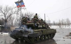 Бойовики стягують танки в населені пункти окупованого Донбасу - ОБСЄ