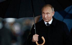 И пусть весь мир подождет: Путина в Париже высмеяли в серии едких карикатур