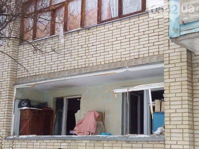 Взрыв квартиры в Сумах: появились фото и видео (13)