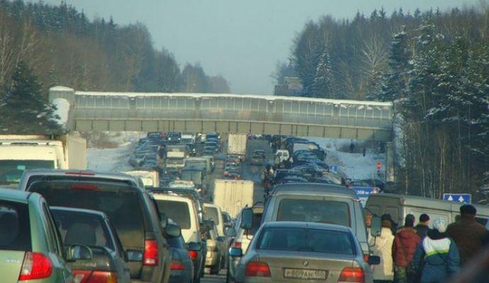 Финляндия хочет ужесточить пропуск на границе с РФ