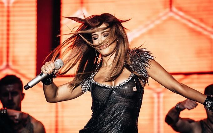 У мережі висміяли танці Ані Лорак в Росії: опубліковано відео