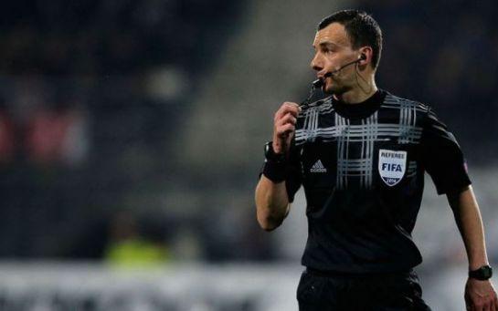 Бойко отсудит матч Лугано – Стяуа в Лиге Европы