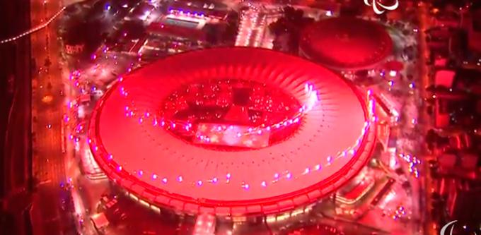 Церемония открытия Паралимпиады-2016: фото и видео из Рио (36)