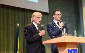 Лауреат Нобелевской премии Вернон Л. Смит начал свой тур по Украине
