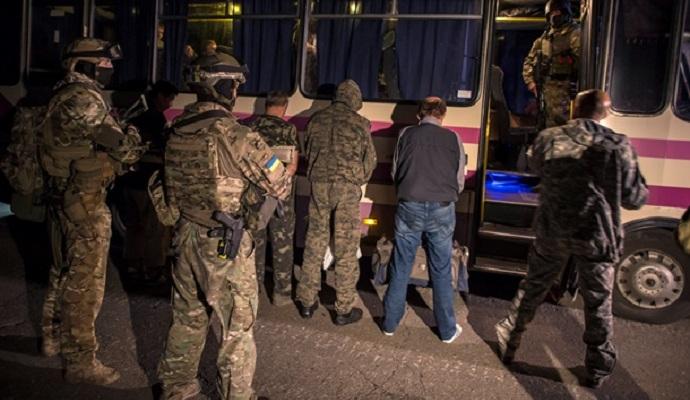 Україна готова обміняти 35 бойовиків на 20 українців - СБУ